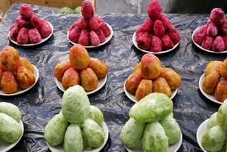 الصبر فاكهة موسم