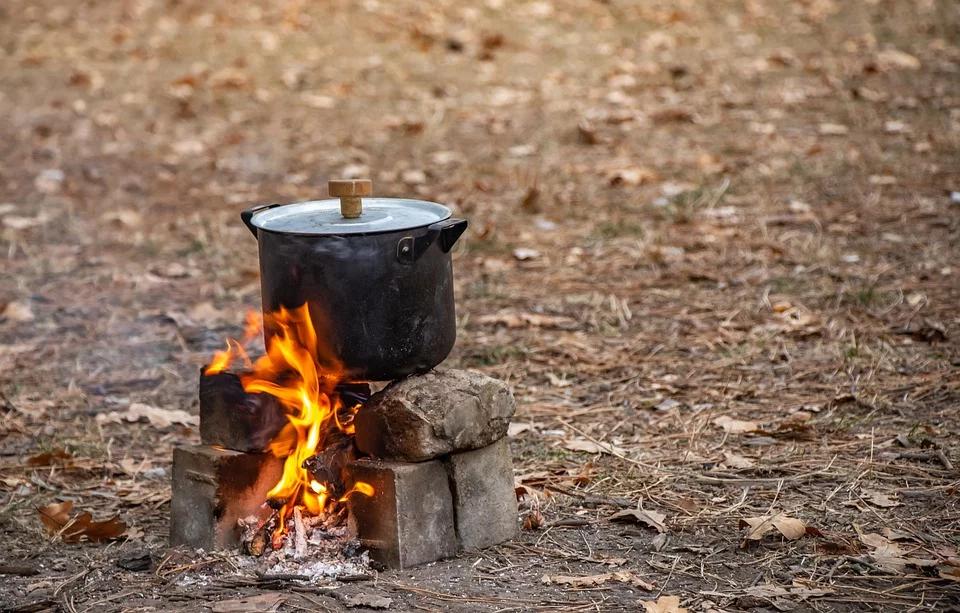 تسخين الطعام الآمن